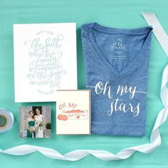 We love these sweet Southern goodies for a new sister-in-law! Find them all at the Southern Weddings Shop!
