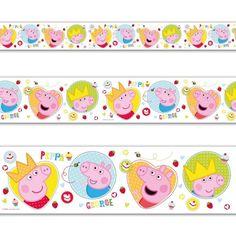 Peppa Pig Party Supplies, 2nd Birthday, Birthday Parties, Peppa Pig Teddy, Colegio Ideas, Streamers, Kids Rugs, Ebay, Toys