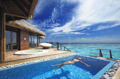Huvafen Fushi, one of the most Hip & Trendy resort of Maldives