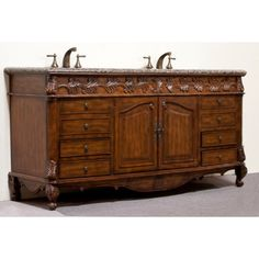 Granite Top 72 Inch Double Sink Bathroom Vanity Tycromedia