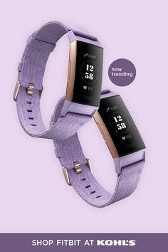 Find a Fitbit at Kohl's. The Fitbit Charge 3 activity tracker measures calorie burn, resting heart rate and more with heart rate tracking. Plus, it's swimproof and has a long battery life for continuous access to insights and inspiration, including 1 Weight Loss Drinks, Weight Loss Smoothies, Lose 10 Pounds In A Week, Fitbit Charge, Diet Motivation, Weight Loss Transformation, Burn Calories, Workout Wear, Heart Rate
