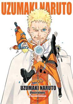 Uzumaki Naruto Illustrations SC Anime