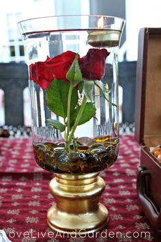 Tutorial: How To Submerge Flowers In Water »