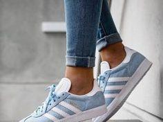 Sneakers Gazelle BordeauxBlanc