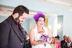 Die Hochzeit von Katy und Kerr