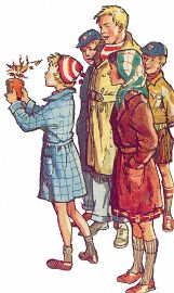 Five Find-Outers and Dog series by Enid Blyton - my favourite books as a child