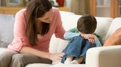 What are mums and dads suppose to do when their child hurts another?