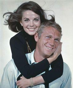 """Natalie Wood & Steve McQueen - """"Love With the Proper Stranger"""""""