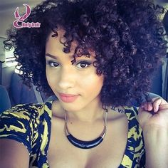 afro american kinky curly glueless full lace human hair wigs 7a brazilian virgin hair short lace front wigs #1b http://www.aliexpress.com/item/For-black-women-afro-american-kinky-curly-glueless-full-lace-human-hair-wigs-7a-brazilian-virgin/32550938101.html?spm=0.0.0.0.TgPj9n