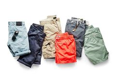 Denim, cargo, chino or swimshorts? Whatever floats your boat, we've got it.