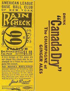 Rain check dating