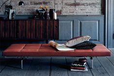 ::FURNITURE:: Love the PK80 bench by Poul Kjaerholm