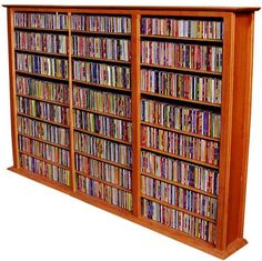 love it or hate it? signals library cd storage cabinet | cd
