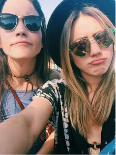 Shannon and cammie