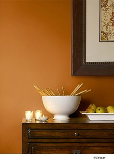 Autumn Glimmer 2003-1A, available at Lowe's, creates the perfect fall backdrop.