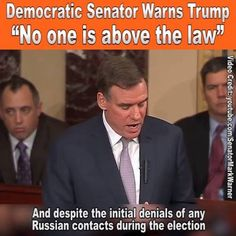 Share if you agree: Trump is not above the law.