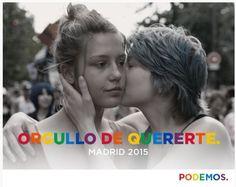 #Orgullo2015 #Podemos