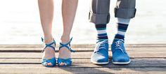 Shoes: rekavago & Macy's Socks: Paul Smith