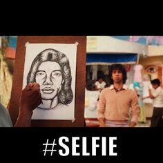 Selfie. Esqueleto. Nacho Libre