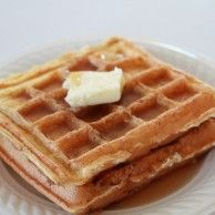 Low Carb Coconut Meal Waffles