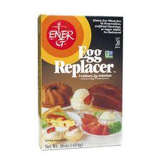 Ener g egg replacer recipes