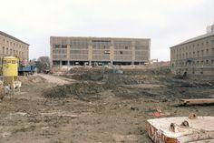 Anfang der Bauarbeiten.2004