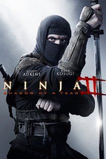 Ninja 2 , not quite as good as the first but worth watching.