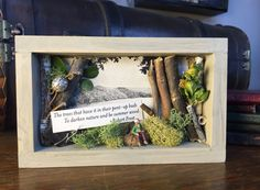 Robert Frost Nature Gift / Small Robert Frost Gift Box