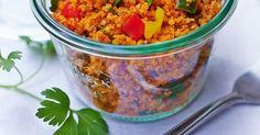 Roter Bulgursalat ist ein Rezept mit frischen Zutaten aus der Kategorie Salat. Probieren Sie dieses und weitere Rezepte von EAT SMARTER!