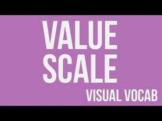Value Scale video. Use for elements of art lesson ideas - From Goodbye-Art Academy Elements And Principles, Elements Of Art, Middle School Art, Art School, High School, Drawing Lessons, Art Lessons, Elementary Art Rooms, Value In Art