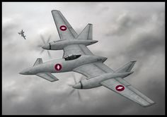 XG-225 Spectre by ~jflaxman on deviantART ---[ the enemy ships are a bit more elegant and manuverable (think Japanese Zero) ... maybe give it more of a prop driven Mig 29 feel... T]