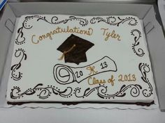 East Rowan High School graduation cake for a young girl that is smart and talented. Description from pinterest.com. I searched for this on bing.com/images