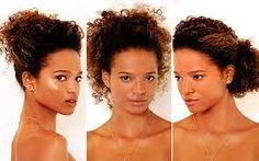 Resultado de imagem para penteados cabelos afro imagem