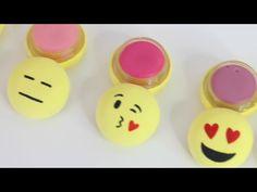 Watch this video how to make emoji lip balm by nim c