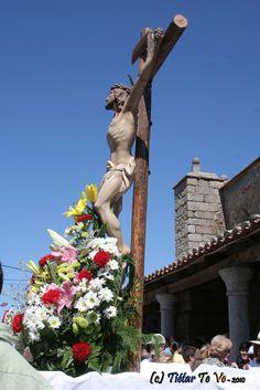 Cristo de la Luz de Hontanares.