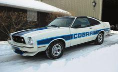 1978 Ford Mustang II Cobra II - Fort Lauderdale