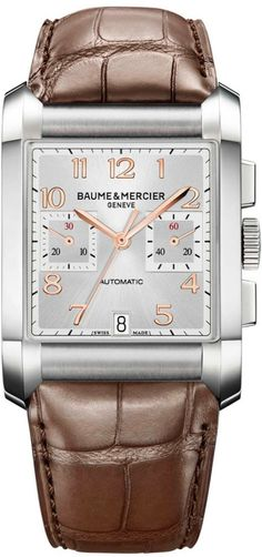 Baume et Mercier Watch Hampton #add-content #bezel-fixed #bracelet-strap-alligator #brand-baume-et-mercier #case-depth-12-9mm #case-material-steel #case-width-48-4-x-34-3mm #chronograph-yes #date-yes #delivery-timescale-call-us #dial-colour-silver #gender-mens #luxury #movement-automatic #official-stockist-for-baume-et-mercier-watches #packaging-baume-et-mercier-watch-packaging #style-dress #subcat-hampton #supplier-model-no-m0a10029 #warranty-baume-et-mercier-official-2-year-guarantee…