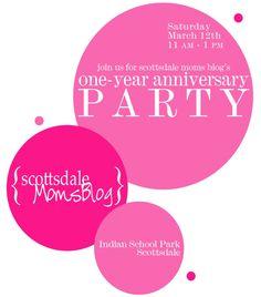 Anniversary Party Logo