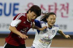 Park Eun Seon joueuse de football test de feminite 2   Un test de féminité exigé pour la joueuse de football Park Eun Seon    video test de ...