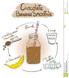smoothie dibujo - Buscar con Google