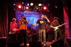 Spotlight: Drunk Souls - Reggae/Rock Band from Marselle France