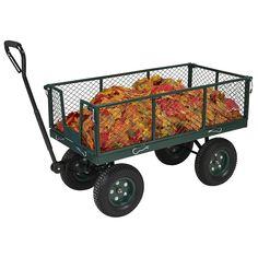Transportvogn   Clas Ohlson Leaf Compost, Best Compost Bin, Compost Bucket, Compost Soil, Compost Thermometer, Garden Tractor Pulling, Tool Cart, Garden Equipment, Planting Bulbs