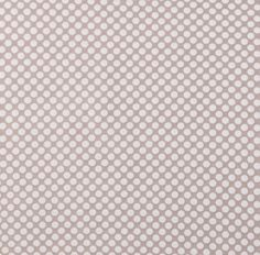 New to glitterthread on Etsy: Fitted flat pillowcase - gray and white polka dots (30.00 USD)