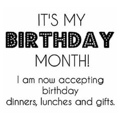 It's my Birthday month! T-minus 21 days! Birthday Month Quotes, Its My Birthday Month, Birthday Week, Happy Birthday Quotes, Birthday Messages, Happy Birthday Wishes, Birthday Greetings, Birthday Stuff, 35th Birthday