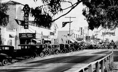 Encinitas in the early days