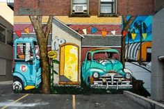 POW! WOW! Takes to Massachusetts for Another Set of Amazing Art Murals | Highsnobiety