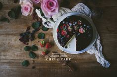 Anniversary-Summery-Berry-Japanese-cheesecake | le jus d'orange-13 copy