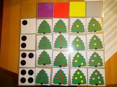 Christmas Math, Preschool Christmas, Toddler Christmas, Noel Christmas, Christmas Crafts For Kids, Christmas Themes, Xmas Songs, Advent, Early Childhood Education