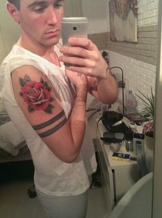 My new Rose tattoo