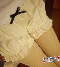 29 yuan pumpkin pants lolita bloomers 20twenty.taobao.com